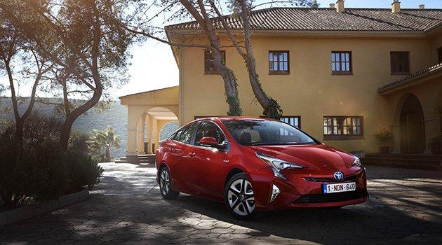 """Toyota """"0"""" emisyon hedefi için gaza bastı"""