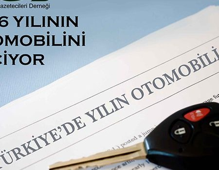 Türkiye'de Yılın Otomobili Seçimi için geri sayım başladı