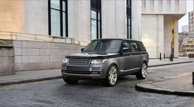 Ultra Lüks Range Rover