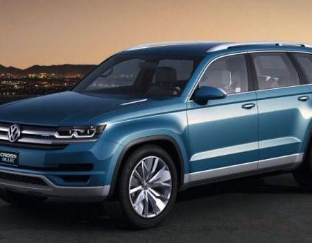 Volkswagen dev bir SUV ile ABD pazarına giriyor