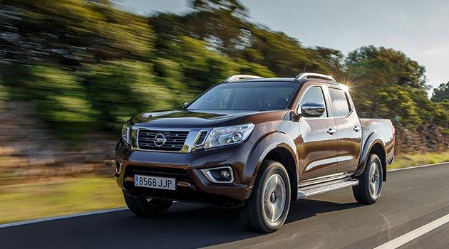 Yeni Nissan Navara'ya uluslararası pick-up ödülü
