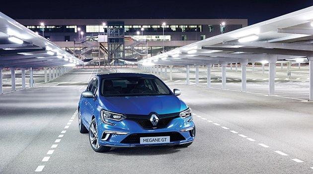 Yeni Renault Megane Türkiye'de…
