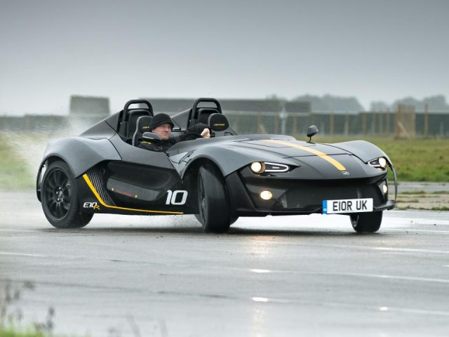 Focus RS motorlu İngiliz iflasa direnecek