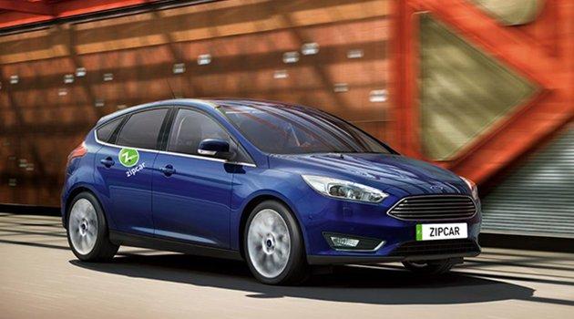 Zipcar 41 lokasyona ulaştı