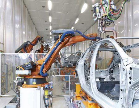 Bosch Rexroth ve Audi'den akıllı sürüş teknolojisi için iş birliği