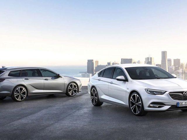 Yeni Opel Insignia Sports Tourer sahneye çıktı