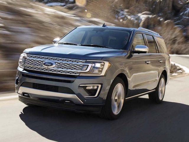 Ford sekiz kişilik dev SUV'unu yeniledi