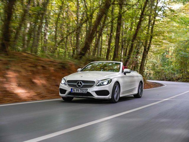 Sürüş İzlenimi – Mercedes C 180 Cabriolet AMG