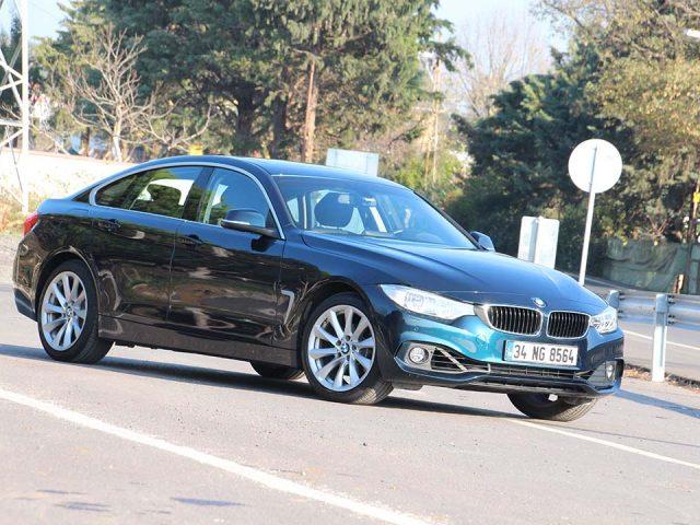 Sürüş İzlenimi – BMW 418i Gran Coupe