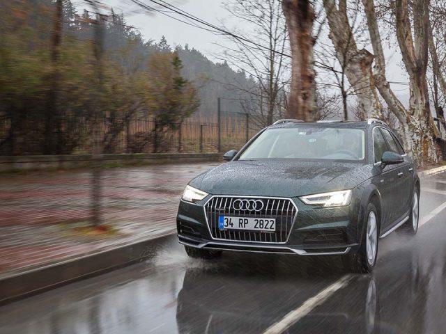 Sürüş İzlenimi – Audi A4 Allroad 2.0 TDI quattro