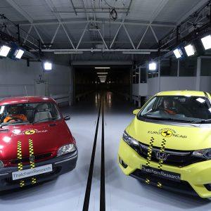 Euro NCAP çarpışma testlerinin 20.yılını kutluyor