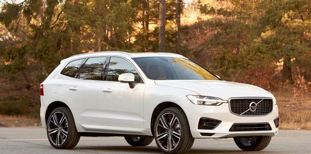 Yeni Volvo XC60 gün yüzüne çıktı