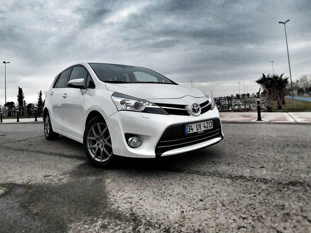 Sürüş İzlenimi – Toyota Verso 1.6 Valvematic