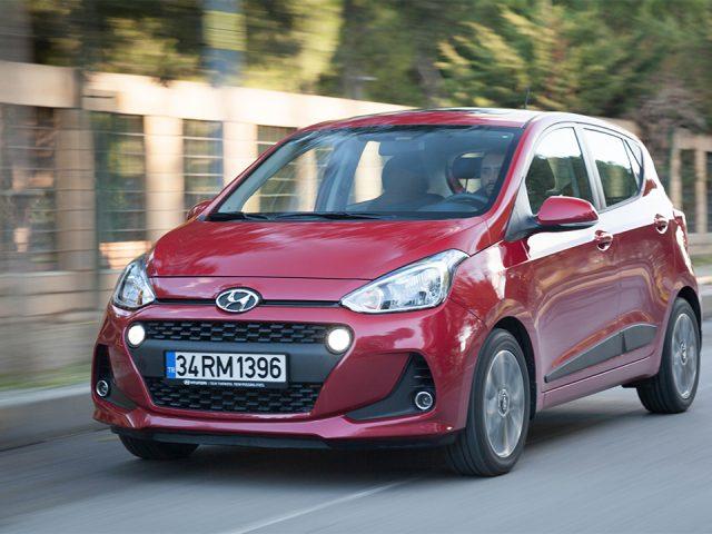Sürüş İzlenimi – Hyundai i10 1.2 AT
