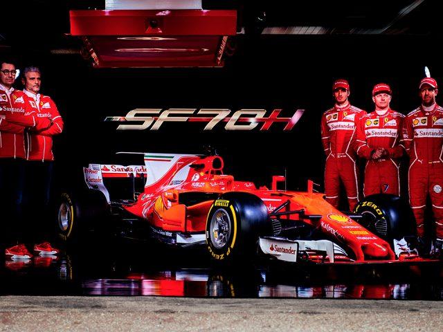 F1'in efsanesi Ferrari yine iddialı