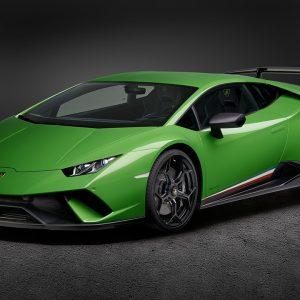 Lamborghini'den Nürburgring rekoru