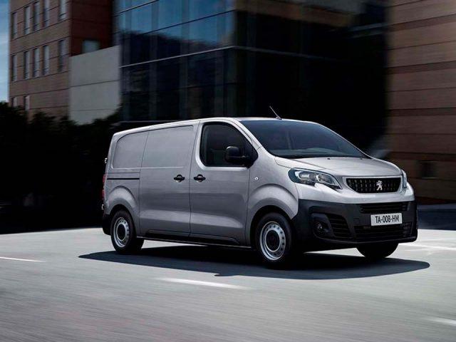 Peugeot, yeni Expert ile çıtayı yükseltiyor