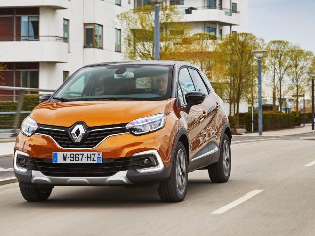 Yenilenen Renault Captur'un fiyatı belli oldu