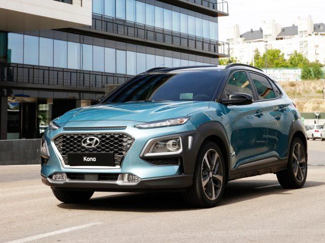 Hyundai'nin küçük SUV'u geliyor