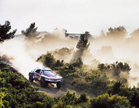 Peugeot, yeni 3008DKR Maxi ile atağa hazır