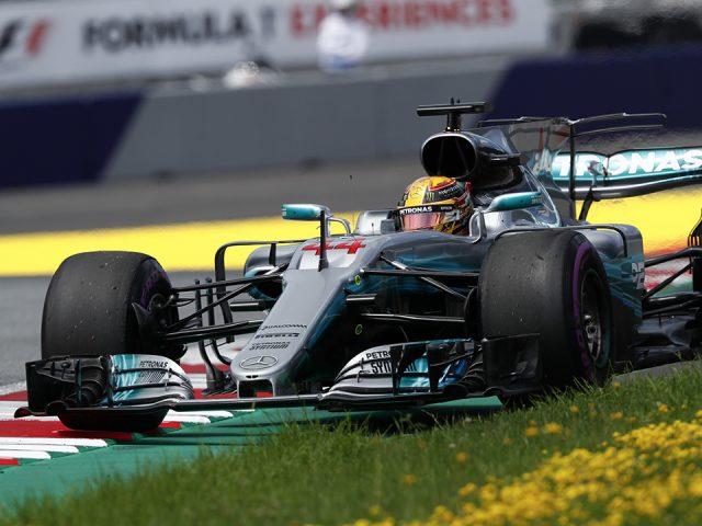 Mercedes AMG Petronas seriyi 5'e yükseltmek istiyor