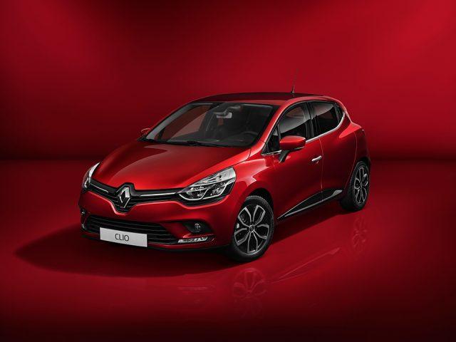Renault'dan yeni özel seri: Clio Touch Chrome