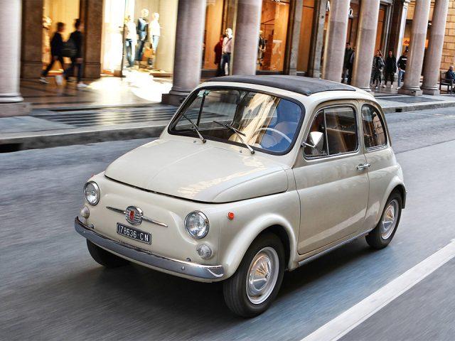 Fiat 500 New York Modern Sanat Müzesi'nde