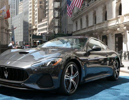 Yenilenen Maserati GranTurismo New York'ta tanıtıldı