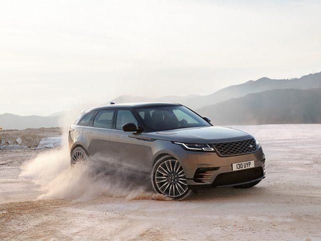 Range Rover Velar'ın fiyatı açıklandı