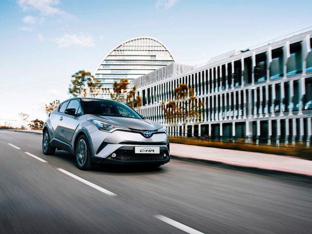 Toyota C-HR Hybrid satışları artmaya devam ediyor