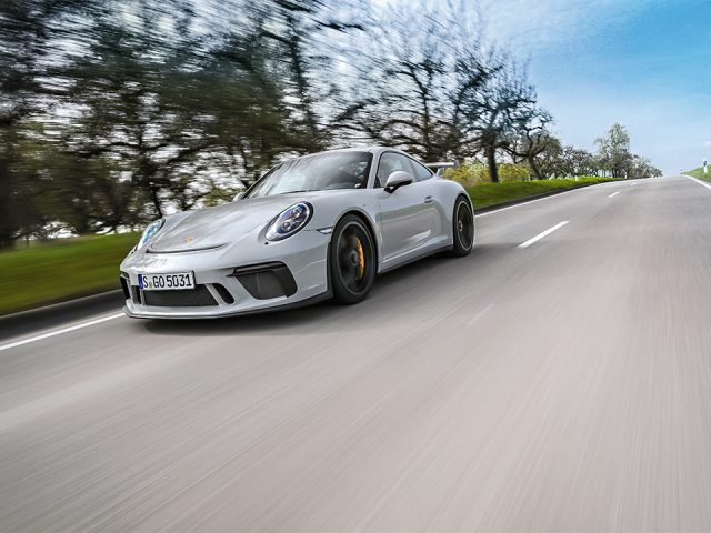 Sürüş İzlenimi – Porsche 911 GT3