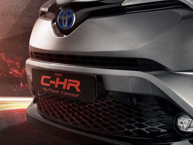 Yeni Toyota C-HR'ın ilk ipuçları