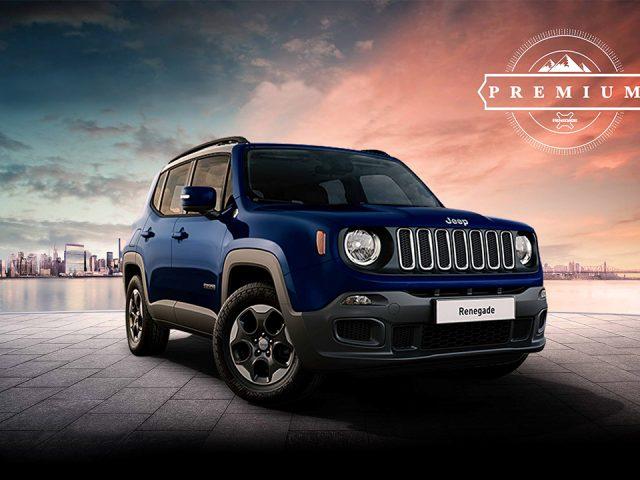Jeep Renegade'e yeni donanım seçeneği