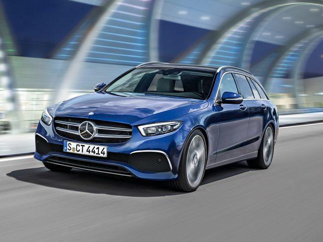 Yeni nesil Mercedes C-Serisi'den ilk ipuçları