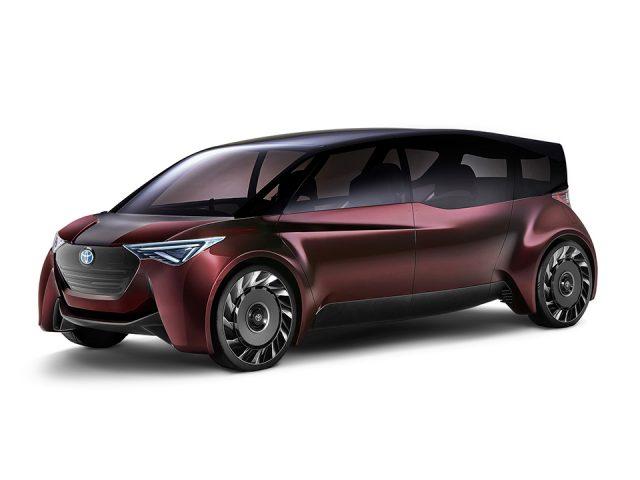 Toyota hidrojen yakıtla 1000 km menzile ulaştı