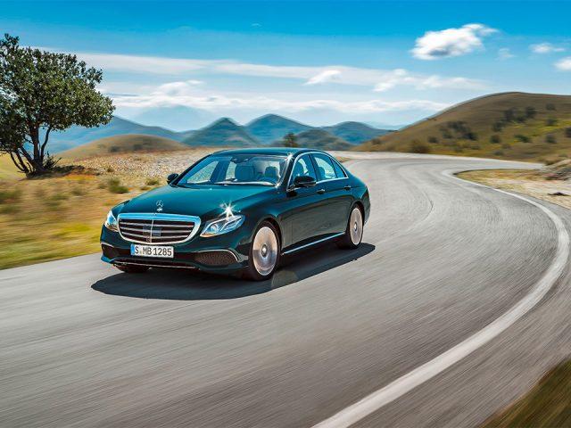 Mercedes-Benz'den Ekim ayına özel fırsatlar