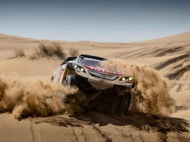 Peugeot, 2018 Dakar için hazır