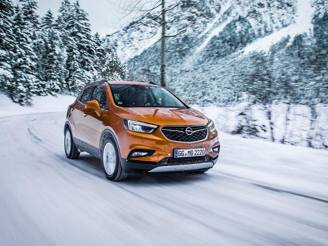 Opel kışa hazır