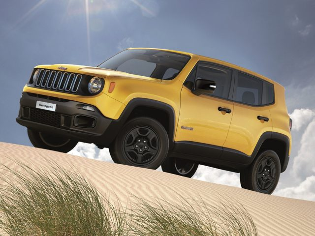 Jeep'te sonbahar fırsatları