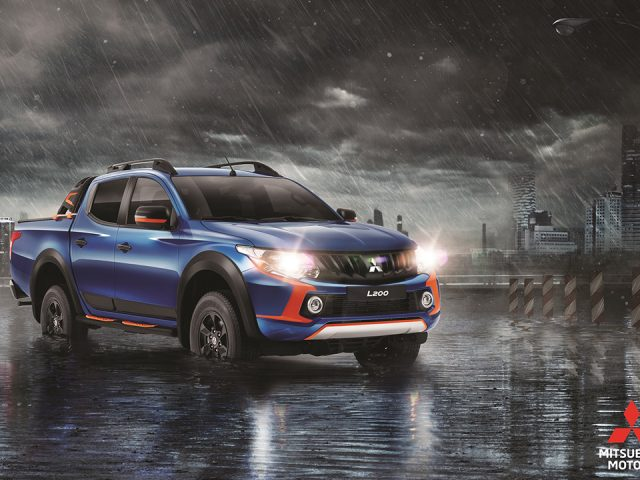 Mitsubishi L200'ün yeni reklam filmi yayında