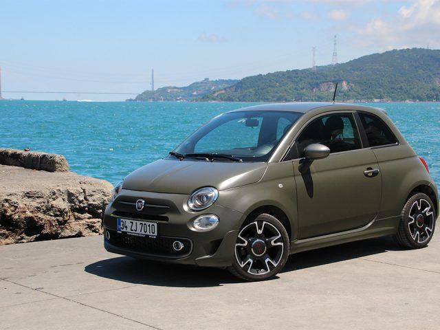 Sürüş İzlenimi – Fiat 500S