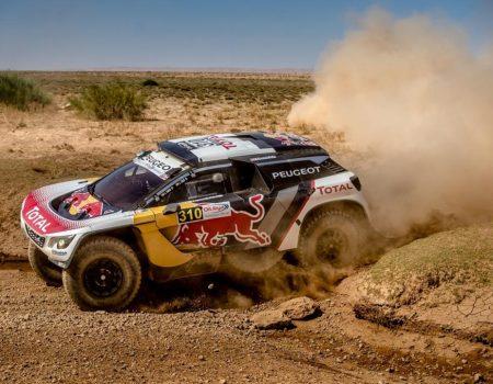 Peugeot 2018 Dakar Rallisi hazırlıklarını tamamladı