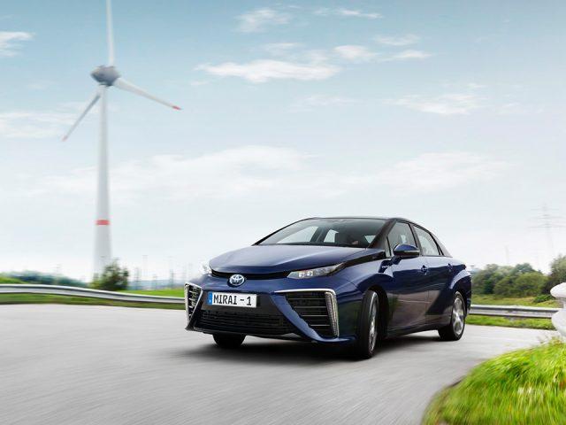 Toyota'dan 30 milyon kişiye iş imkanı