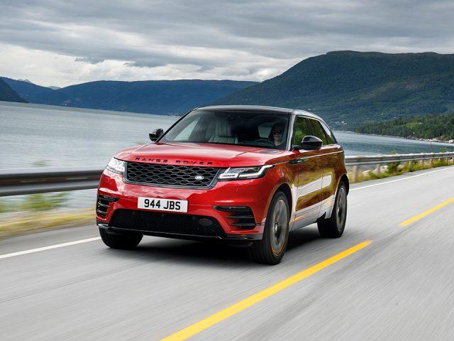 İlk Sürüş – Range Rover Velar