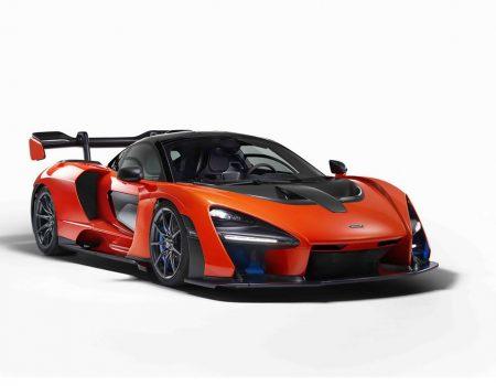 Bugüne kadar üretilen en güçlü McLaren