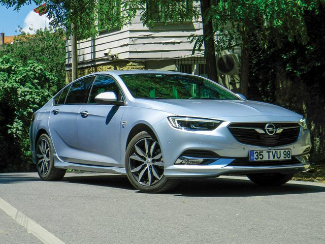 Sürüş İzlenimi – Opel Insignia Grand Sport 1.5 Turbo AT6