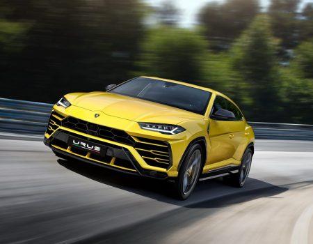 İşte karşınızda Lamborghini'nin yeni SUV'u