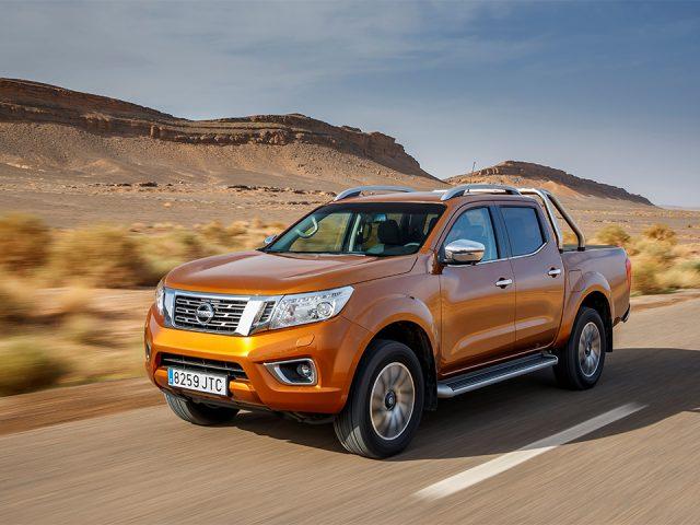 Nissan Navara satışlarını arttırdı