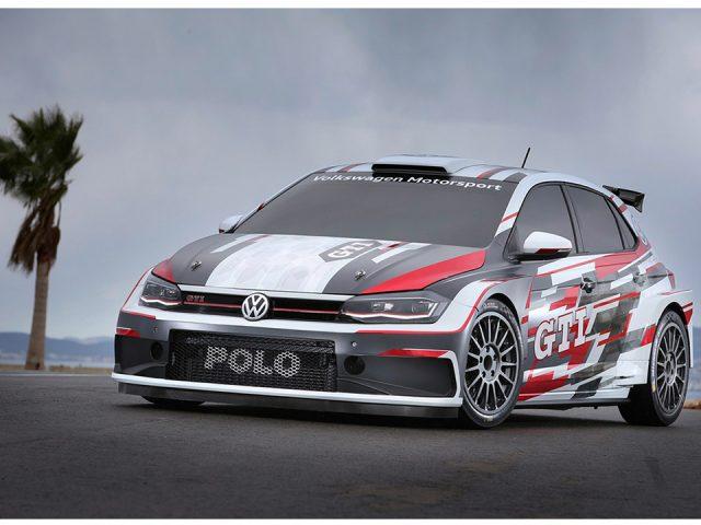 Volkswagen yeni Polo GTI R5'i tanıttı