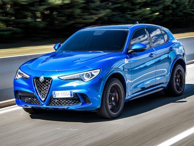 En hızlı Alfa Romeo Stelvio 2018'de Türkiye'de